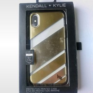 Kendall + Kylie Gold Cell Phone Cover